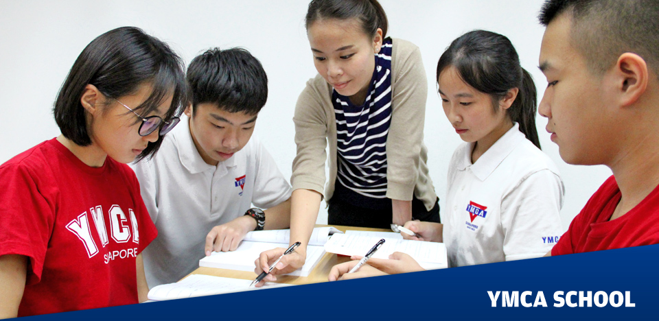 Preparatory Course for Singapore-Cambridge GCE 'O' Level Examination
